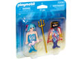 Playmobil - Sea King and Mermaid