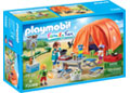 Playmobil - Family Camping Trip