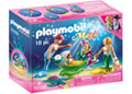Playmobil - Family with Shell Stroller