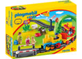 Playmobil - 1.2.3 My First Train Set