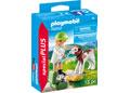 Playmobil - Vet with Calf