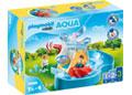 Playmobil - 1.2.3 Water Wheel Carousel