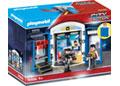 Playmobil - Police Station Play Box