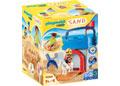Playmobil - 1.2.3 Knight's Castle Sand Bucket