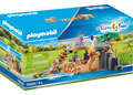 Playmobil - Outdoor Lion Enclosure