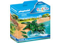 Playmobil - Alligator with Babies