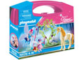 Playmobil - Fairy with Unicorn Carry Case