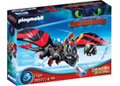 Playmobil - Dragon Racing: Hiccup and Toothless