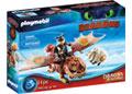 Playmobil - Dragon Racing: Fishlegs and Meatlug