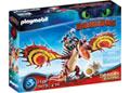 Playmobil - Dragon Racing: Snotlout and Hookfang