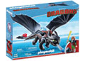 Playmobil - Hiccup & Toothless