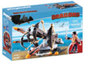 Playmobil - Eret with 4 Shot Fire Ballista