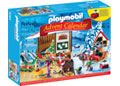 Playmobil - Advent Calendar Santa's Workshop