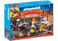 Playmobil - Advent Calendar - Construction Site Fire Rescue