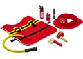 PlanToys - Fire Fighter Play Set