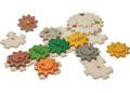 PlanToys - Gear & Puzzle
