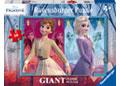 Ravensburger - Frozen 2 Devoted Sisters 60 pieces