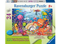 Ravensburger - Fishie's Fortune 24 pieces