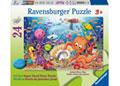 Ravensburger - Fishie's Fortune 24 pieces