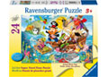Ravensburger - Land Ahoy! 24 pieces