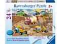 Ravensburger - Construction Fun Puzzle 24pc