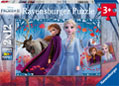 Ravensburger - Frozen 2 Journey to the Unknown 2x12 pieces