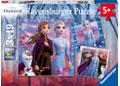 Ravensburger - Frozen 2 The Journey Starts 3x49 pieces