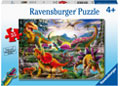 Ravensburger - T-Rex Terror Puzzle 35pc