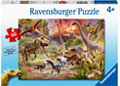 Ravensburger - Dinosaur Dash Puzzle 60pc