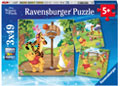 Ravensburger - Disney Sports Days Puzzle 3x49pc