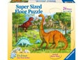 Dinosaur Pals SuperSize Puzzle 24pc