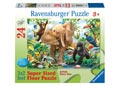 Jungle Juniors SuperSize Puzzle 24pc
