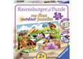 Ravensburger - Sweet Farm Animals Puzzle 12pc Plastic
