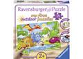 Ravensburger - Dinosaur Friends Puzzle 12pc Plastic