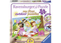 Ravensburger - Princess Friends Puzzle 12pc Plastic