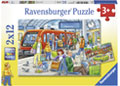 Ravensburger - Please get In! Puzzle 2x12pc