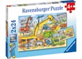 Ravensburger - Hard at Work Puzzle 2x24pc