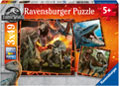 Ravensburger - Jurassic World Instinct to Hunt 3x49pc