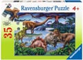 Ravensburger - Dinosaur Playground Puzzle 35 pieces