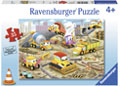 Ravensburger - Raise the Roof! Puzzle 35 pieces