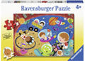 Rburg - Recess in Space Puzzle 60pc