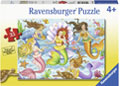Ravensburger - Queens of the Ocean Puzzle 35 pieces