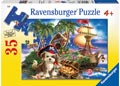 Puppy Pirate Puzzle 35pc