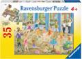 Rburg - Ballet Lesson 35pc Puzzle