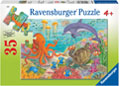 Ravensburger - Ocean Friends Puzzle 35 pieces