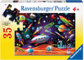 Ravensburger - Space Puzzle 35 pieces