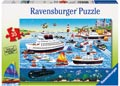 Ravensburger - Happy Harbor Puzzle 35pc