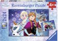 Ravensburger - Disney Northern Lights Puzzle 2x24pc