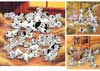 Ravensburger - Disney Winter Adventures Puzzle 3x49pc