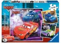 Ravensburger - Disney Cars Puzzle 3x49pc